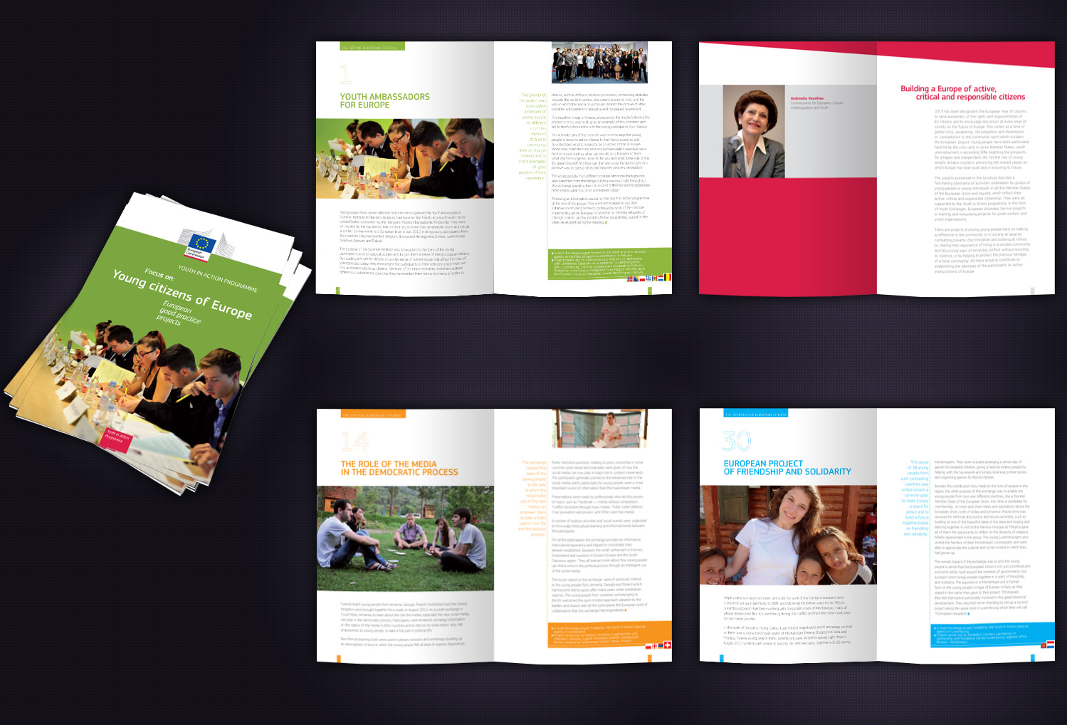 Brochure 64 pages